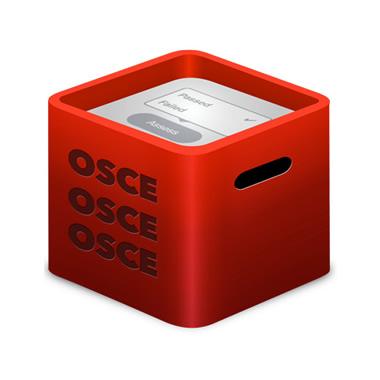 OSCE Editor for Mac OS X